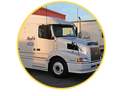 Truck for Shipping Services - Phoenix, AZ
